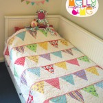 Bunting Quilt_cover