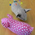 CLPRAN002 Pig Pincushion