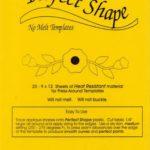 SE2 perfect shape plastic template