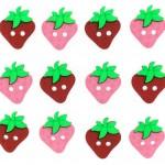JBT6929 Sew Cute Strawberries