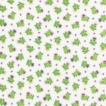 C2474-WHT White Frog Prince