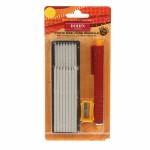 91489 Bohin Chalk Pencil Cartridge Set White