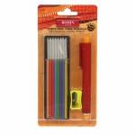 91493 Bohin Chalk Pencil Cartridge Colour
