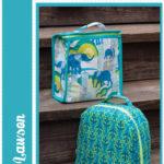 SESW114 Peas & Corn Lunch Bag