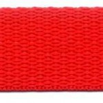 CW00082519-A Red Polyester 1in