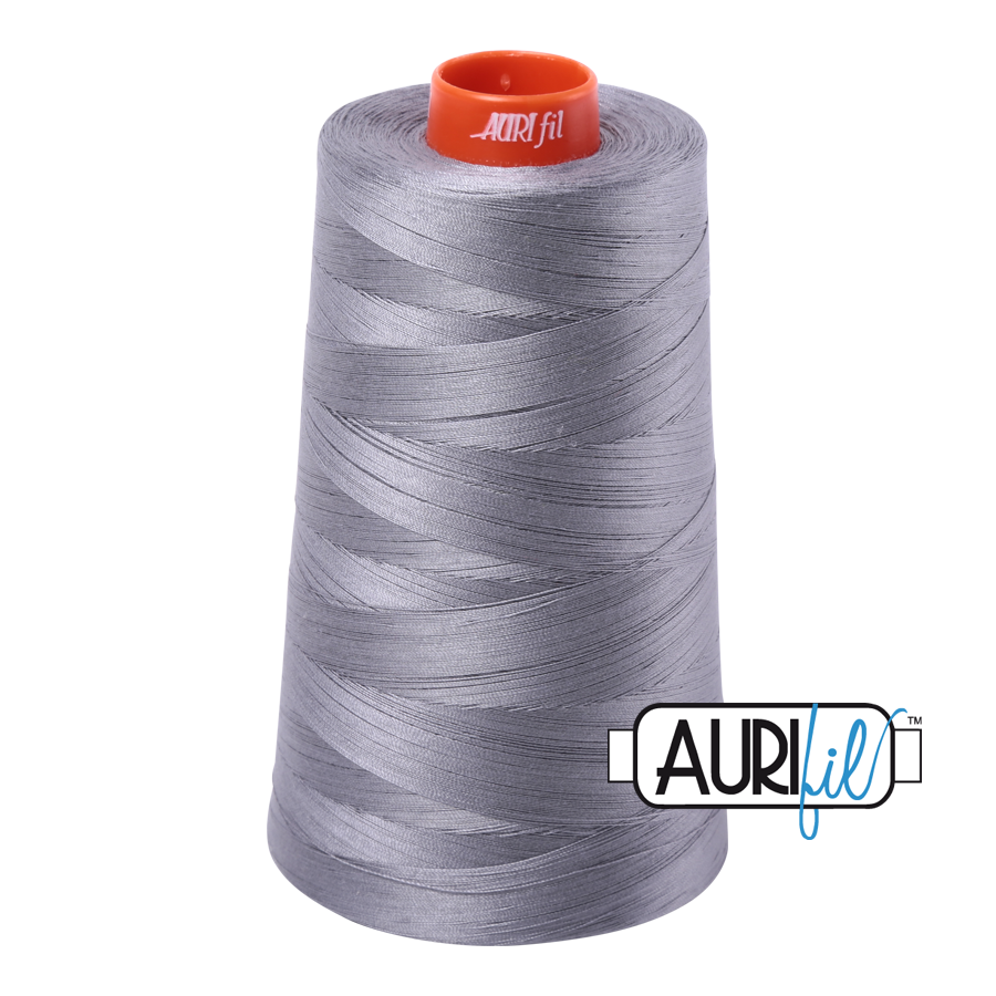 50 Wt Aurifil Cotton 5900m Cone