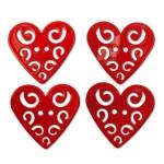 5500L-1561 Fav Findings Ruby Heart