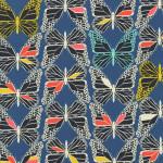 1900-002 Butterfly Navy
