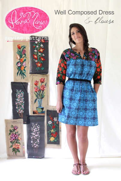 Anna Maria Sewing Patterns