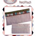 HNK60-8 Hexie Club Pencil Pouch