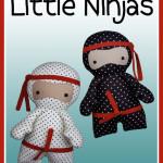 MM100 Little Ninjas