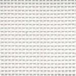 VM01 Vinyl Mesh White