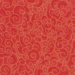 24999_red1 Red Metallic Scroll