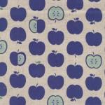 850052D1-5 Blue Apples Linen