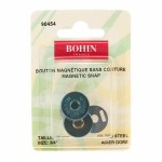 90454 Bohin Magnetic Snap Gold