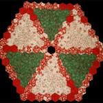 PATH7 Hexagon Tree Skirt