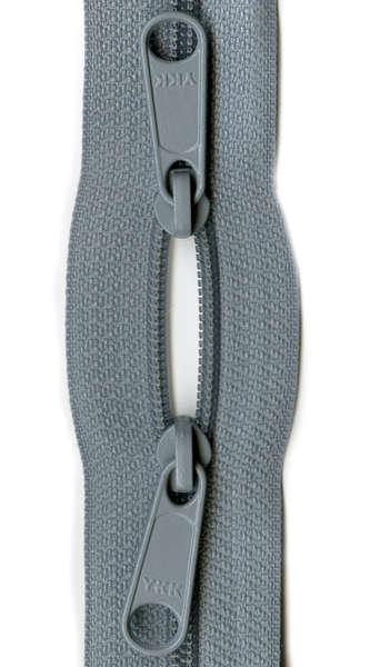 Handbag Zipper 30in Gunmetal Gray Sew Hot