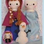 snow trio cover