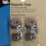 760-65 Dritz Mag Snap Square Nickel 18mm