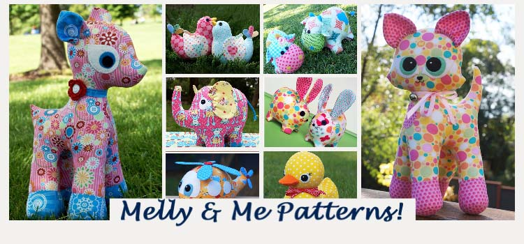 Melly & Me Patterns