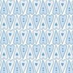 24113_blu1 Blue Heart Buttons