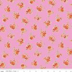 C4342-Pink Milk Floral Pink