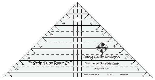 Ruler Tube