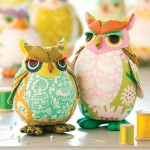 HBSP009-OWL Edgar Owl & Poe