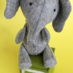 RR033 E is for Elephant