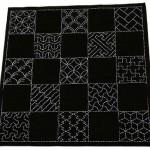 SC-EM290 Sashiko Multi Pattern Cloth