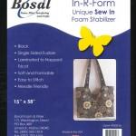 495BSB Bosal Black SSF In-R-Form