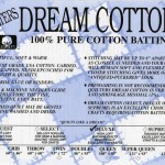 N6Q Quilters Dream Cotton Deluxe