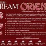 OQ Quilters Dream Orient
