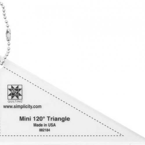 Mini 120 Degree Triangle Tool Sew Hot