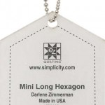 882194 Mini Long Hexagon