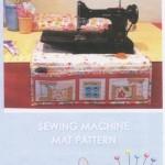 SOL2413 Sewing Machine mat Pattern