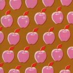 0021-3 Apples Pink
