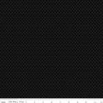 c760-110 Stitched Circle Black