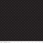 c790-110 Swiss Dots Black