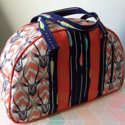 Betty Bowler Bag | Sew Hot