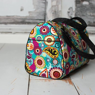Blanche Barrel Bag Sew Hot