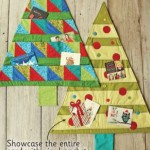 IJ1125CR Christmas Card Trees