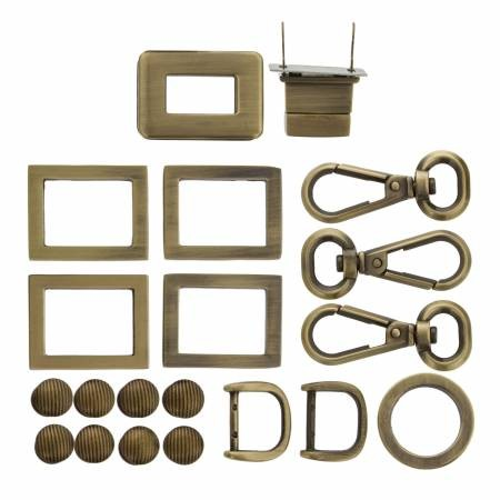 Buckles, Clips, Bag Hardware