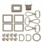 IR209-N Harpers Hardware Kit Nickel