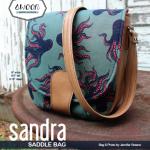 Sandra Saddle Bg