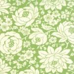 55110-15 Floral Mum Lt Green