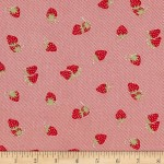 55114-11 Strawberries Red