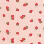 55114-17 Strawberries PInk