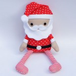 MM146 Jolly Mr. Claus