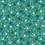 7316-76 Ditsy Floral Green
